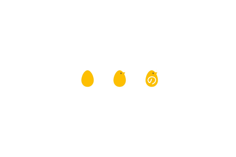 「家づくりの学び舎」ロゴ モチーフ
